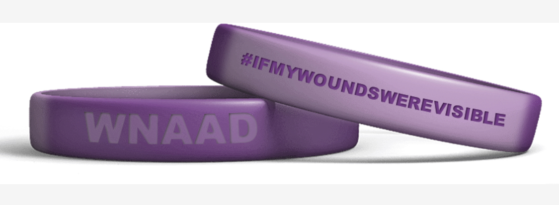 wnaad awareness bands
