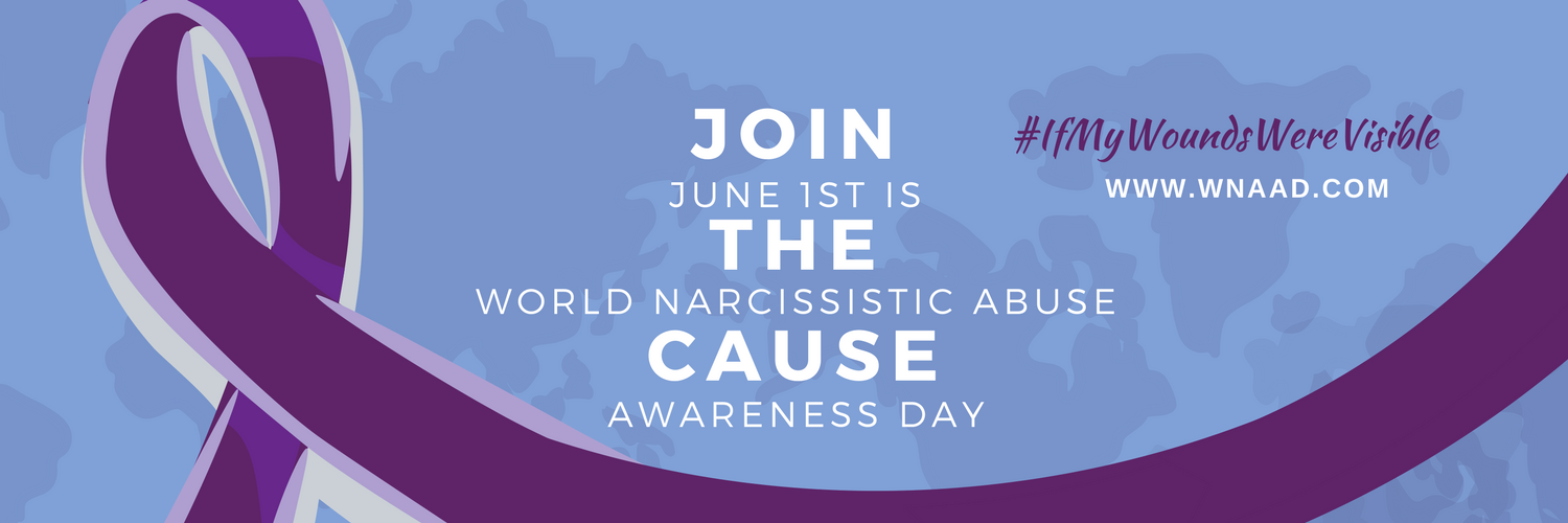 World Narcissistic Abuse Awareness Day